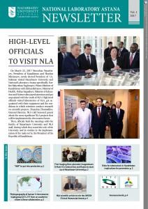 Newsletter NLA 2017