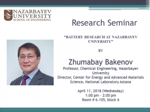 Research Seminar_Bakenov