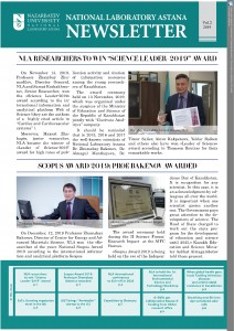 NLA NEWSLETTER 2019 vol 2